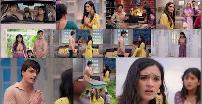 "Yeh Rishta Kya Kehlata Hai Episode 27th September 2019 Written Update "" Kartik-Vedika's Big Fight Kartik asks Her to Leave Him """