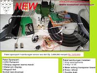 Daftar Harga Terbaru Full Paket Sparepart Pom Mini Digital 2020