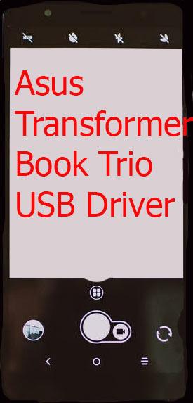 Asus Transformer Book Trio USB Driver