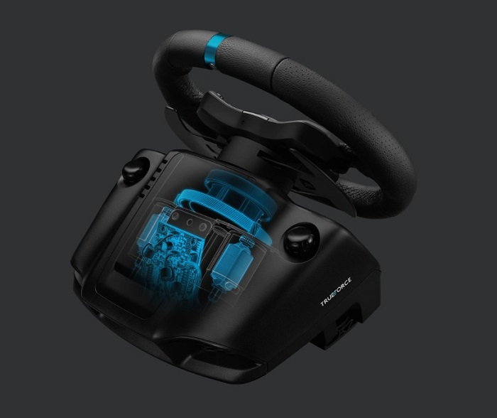 Logitech G923 Trueforce Racing With Immersive Force Feedback