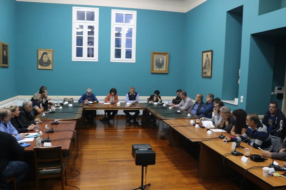 Συνεδριάζει το Δημοτικό Συμβούλιο Δήμου Δυτικής Σάμου
