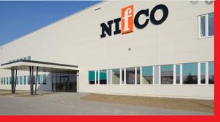 Lowongan Ter'Update PT. Nifco Indonesia Operator Injeksi, QC, Gudang, Logistik