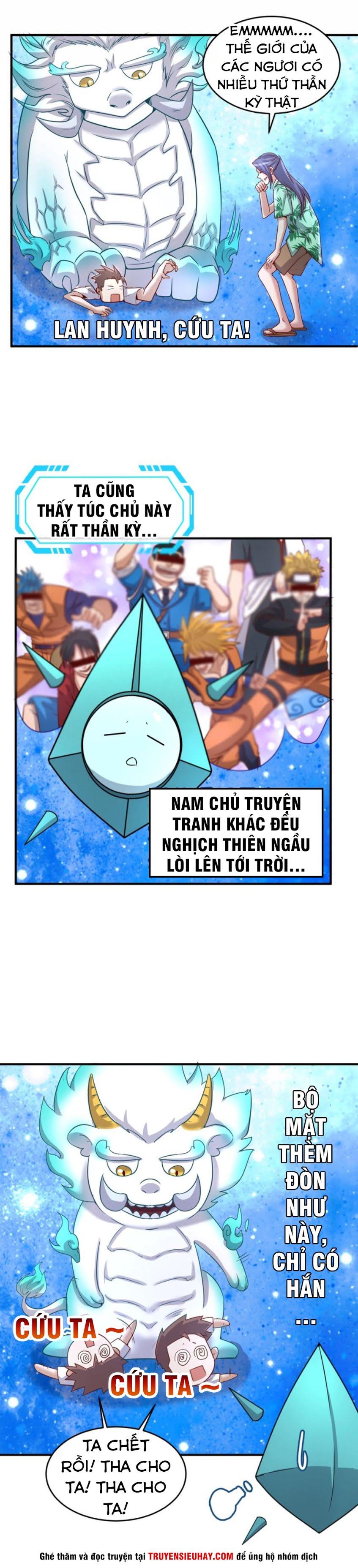 Người Chặn Xuyên Không Chapter 16  - truyenmh.com