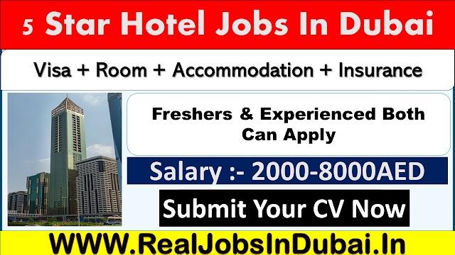 Gevora Hotel Jobs In Dubai  UAE 2021