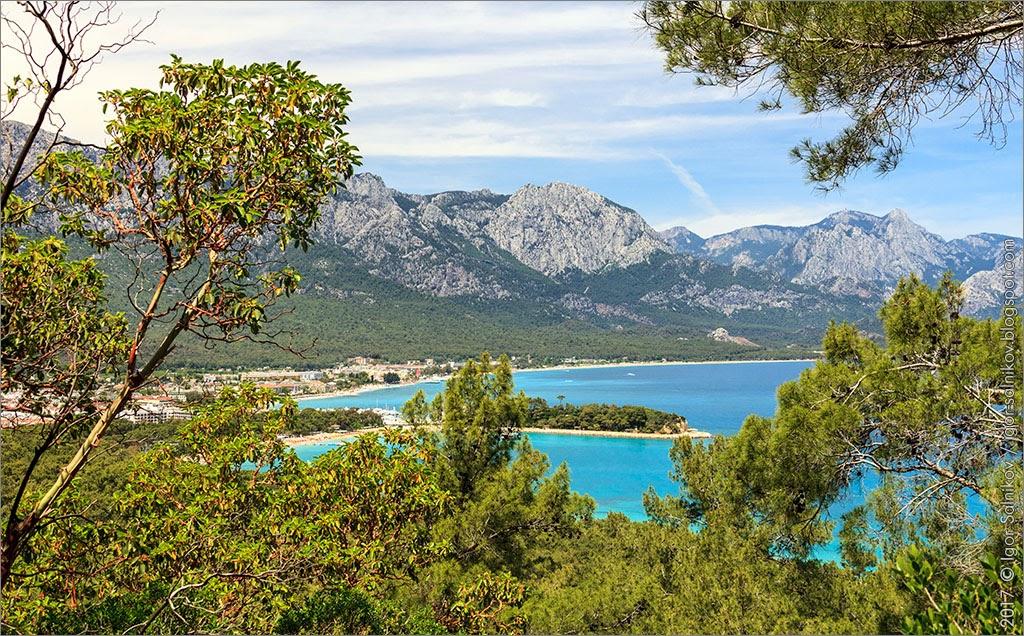 Турция Кемер море квадроцикл экскурсия TUI