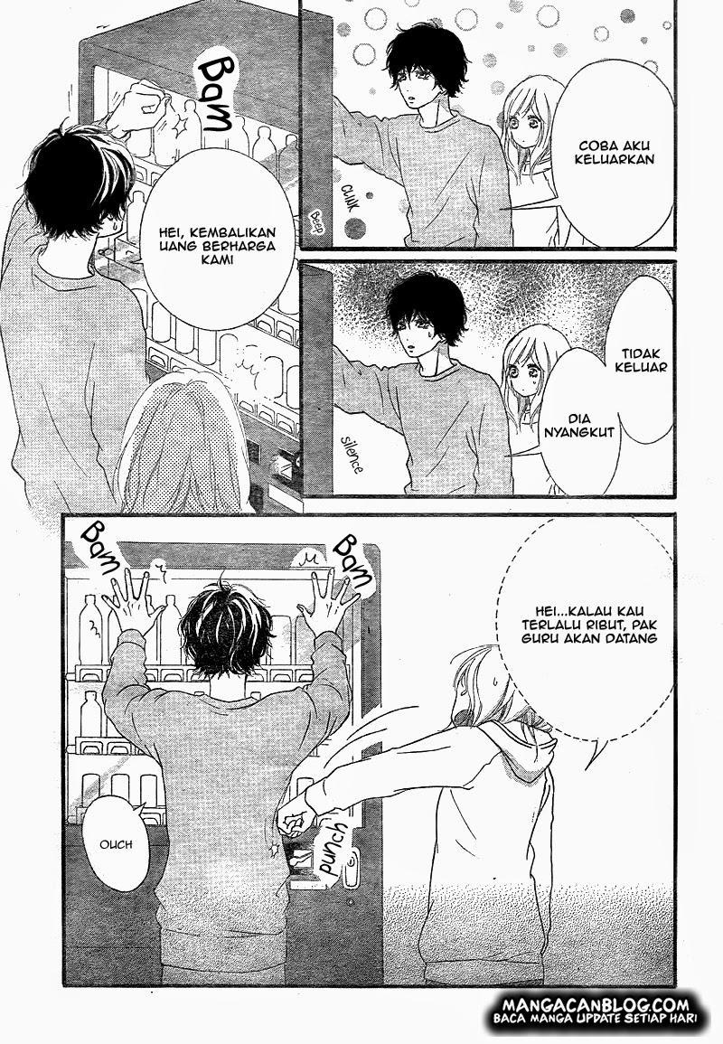 Ao Haru Ride Chapter 36-41