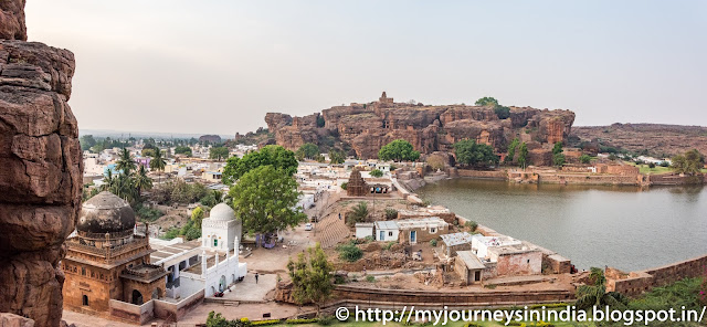 Badami Mosque and Temples