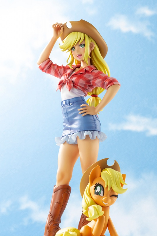 Applejack My Little Pony Bishoujo 1/7, Kotobukiya.