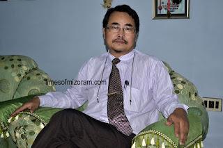 Mizo Writer