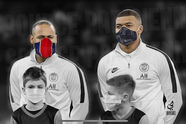 6 PSG Players test positive for Corona virus