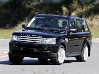 Range Rover Vogue autobild