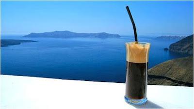 Καφές Φραπέ.
