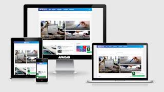 Download Template OnePress V1.0.0 Terbaik Untuk Blogger