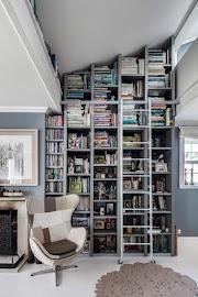 Rinnovamento in grigio in una casa a Lisbona