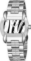 Charriol Women's Kucha Zebra Dial Stainless Steel Quartz Watch