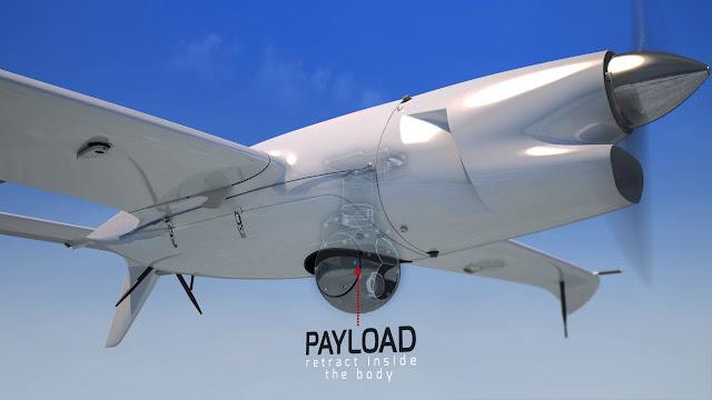 Máy bay không người lái Raybird 3