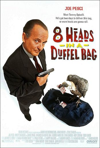 8 Heads In A Duffel Bag 1997 Dual Audio Full Movie
