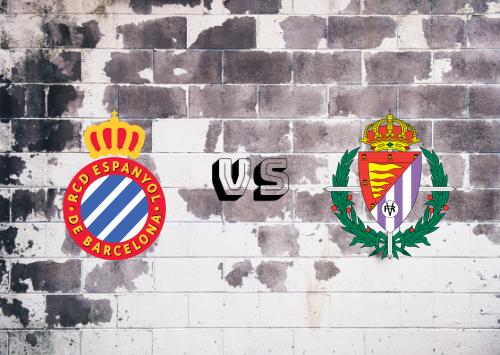 Espanyol vs Real Valladolid  Resumen