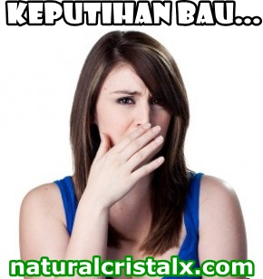 NCX NASA penyebab keputihan miss v bau crystal x obat keputihan
