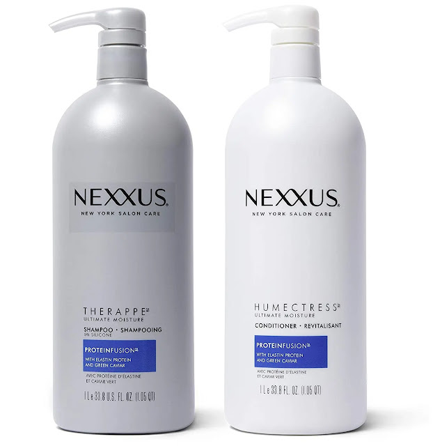 13- Nexxus Shampoo and Conditioner for Dry Hair
