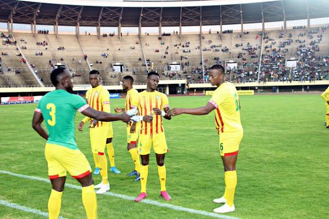 Zimbabwe vs Zambia