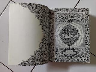 1 Graphic Novel Habibi by Craig Thompson