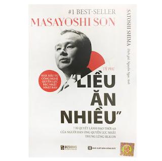 MASAYOSHI SON-Tỷ phú liều ăn nhiều ebook PDF-EPUB-AWZ3-PRC-MOBI