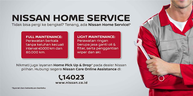 Nissan Care Home Service