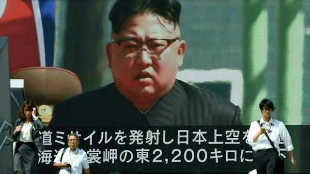 China: EEUU debe dejar de lanzar amenazas contra Pyongyang