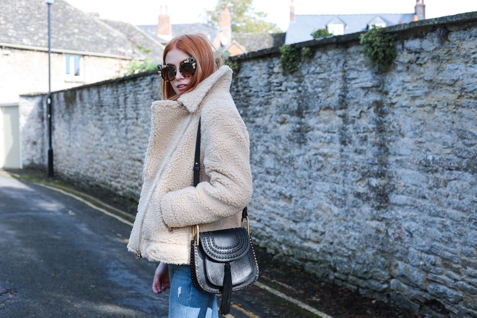 The Shearling Coat
