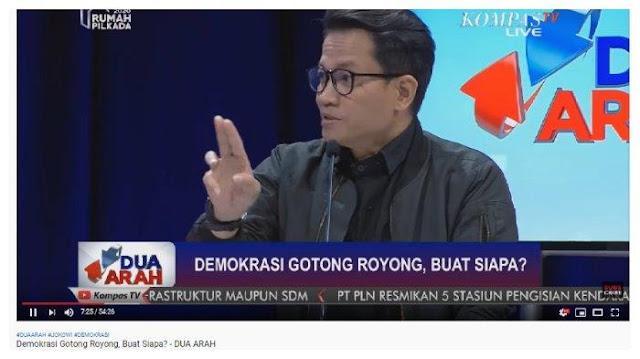 Ungkap 2 Kekhawatiran soal Kabinet Jokowi, Usman Hamid: Harusnya yang Dipilih Tanggung Jawab Dong?