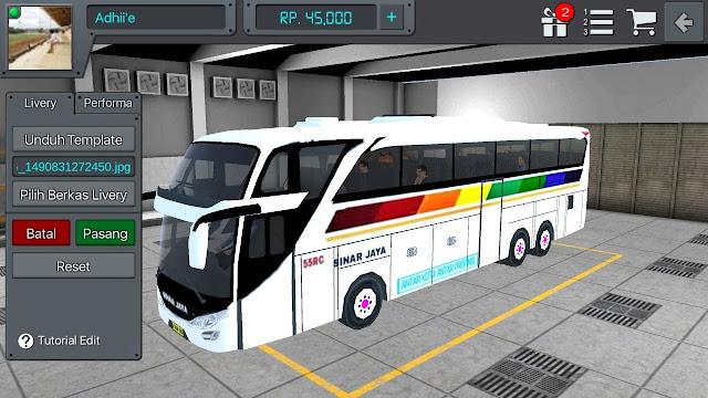 Cara Pasang dan Download Mod Vehicle Bussid V2.9 Terbaru dan Terlengkap