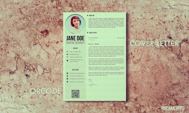 Graphic Designer Resume/CV