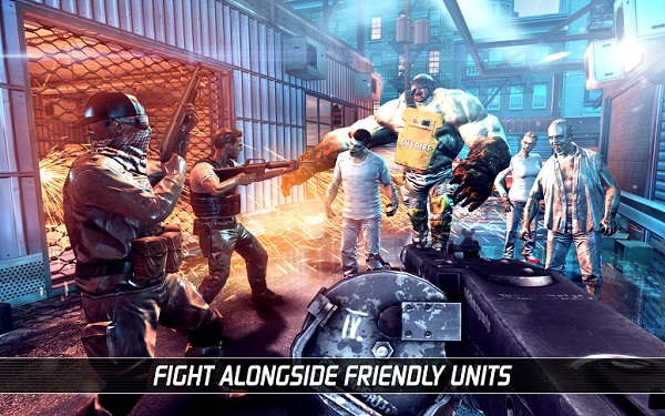 MADFINGER Games releases UNKILLED for Android and iOS