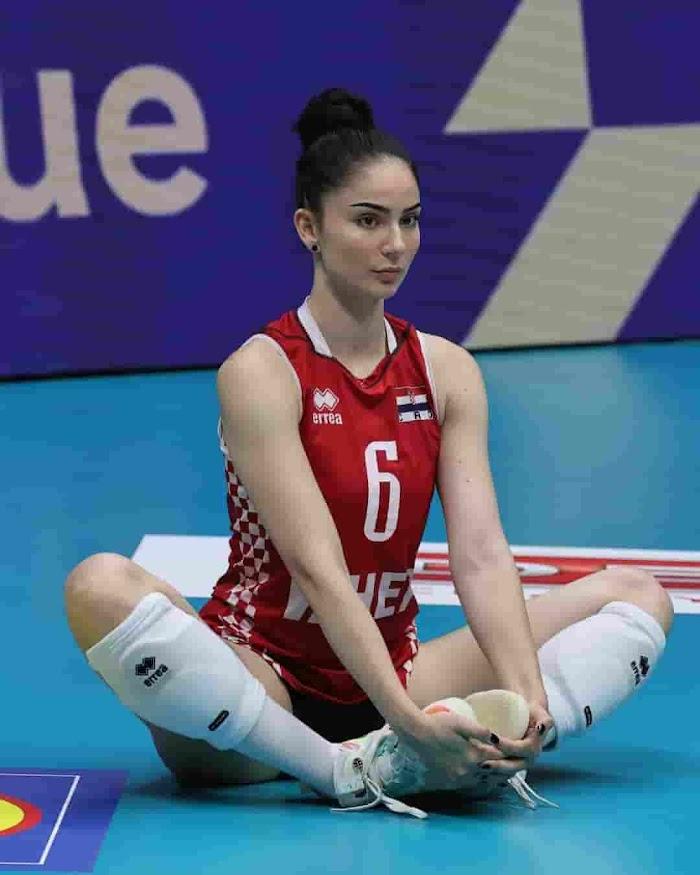 klara Peric Volleyball Player