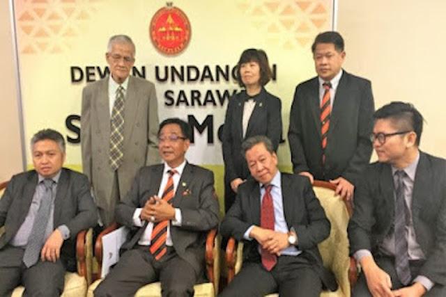 Kerajaan Negeri Sarawak Beri Peruntukan MRP Kepada ADUN Pakatan Harapan