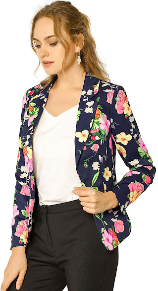 Summer Blazers Jackets for Women