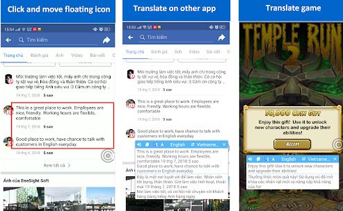 How to quickly translate a foreign language into Bahasa Indonesia