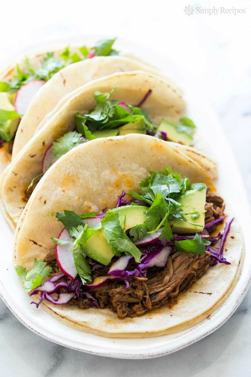 The BEST Slow Cooker Mexican Food Recipes - Slow Cooker or ...