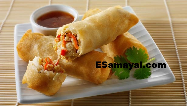சப்பாத்தி ஸ்வீட் ரோல்ஸ் செய்வது | Sapati Sweet Rolls Recipe !