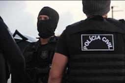Polícia Civil prende suspeitos por roubo e porte ilegal de armas em  Rosário  e Santo Amaro