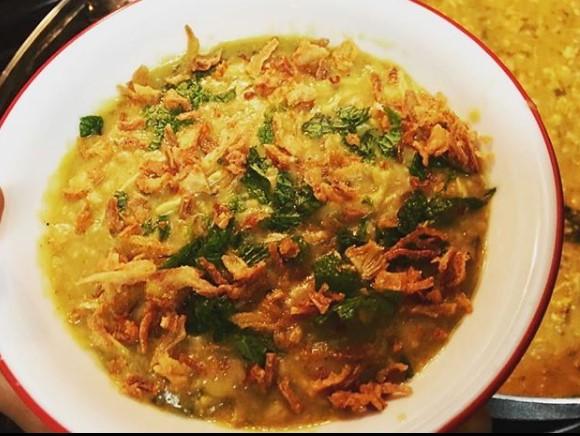 Kuliner Bubur khas India