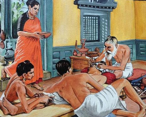 Sushruta: Father of Surgery
