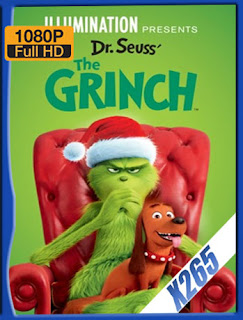 El Grinch (2018) BDRip x265 [1080p] Latino [Google Drive] Panchirulo
