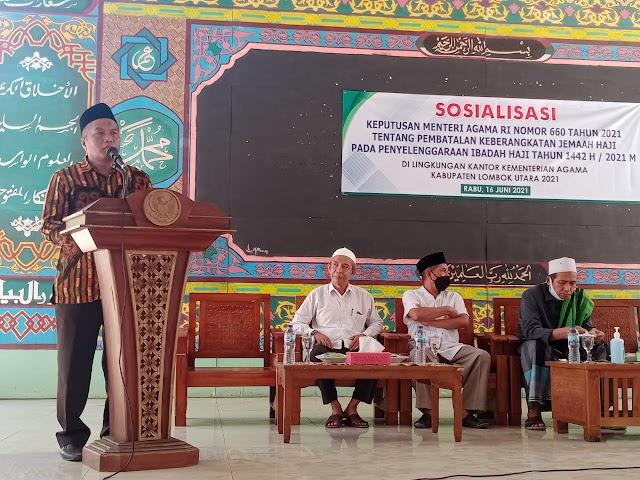CJH KLU Ikuti Sosialisasi KMA 660.