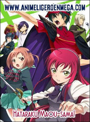 Hataraku Maou-sama!: Todos los Capítulos (13/13) [Mega - MediaFire - Google Drive] BD - HDL