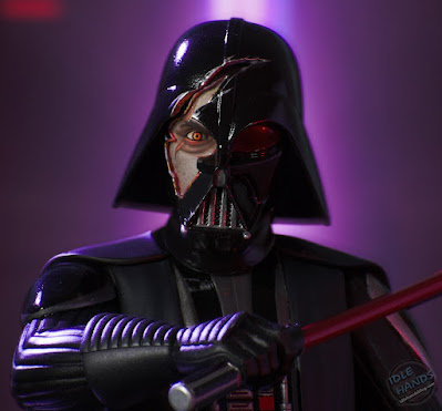Gentle Giant Star Wars Rebels Darth Vader Deluxe 7th Scale Mini-Bust