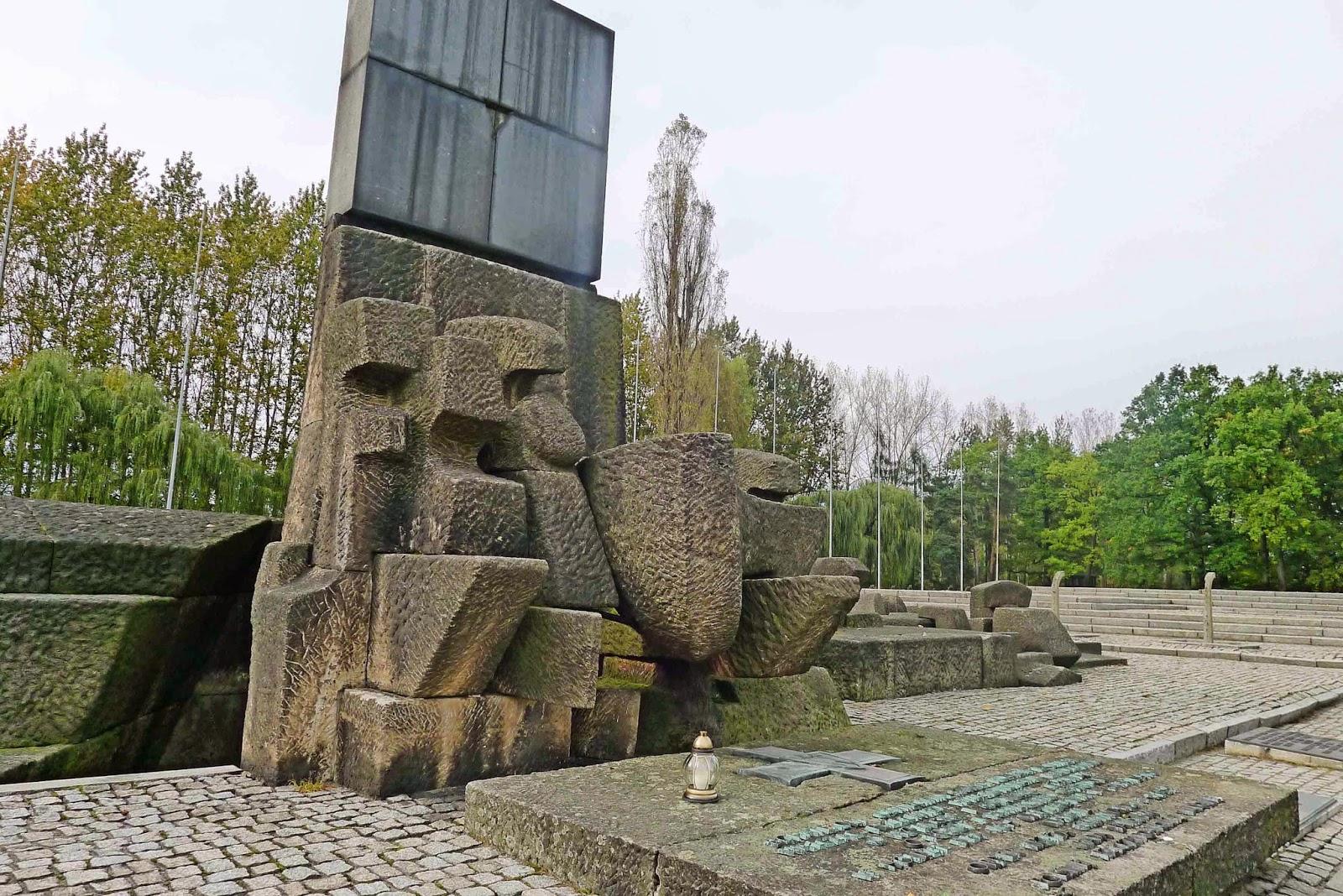 Auschwitz Birkenau Memorial