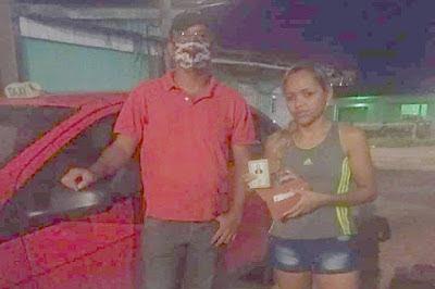 Brumado: Taxista encontra carteira com R$ 1.150, acha dona e devolve