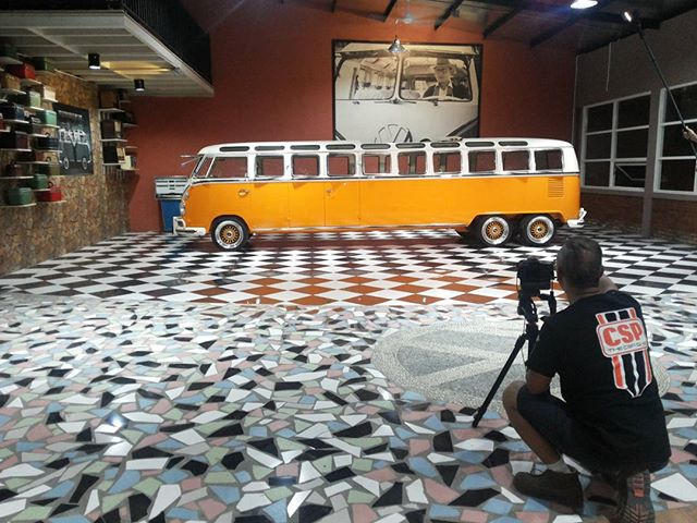 Yuoms Garage Semarang jasa modifikasi VW